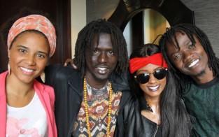 Emmanuel Jal, Vanessa Mdee, Juliani, Syssi Mananga - Tusimame (Ke, Tz, Sd, Cg)